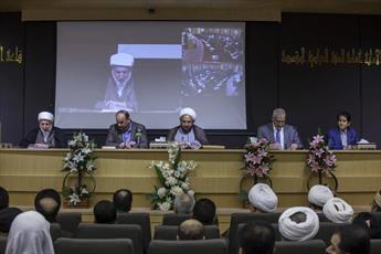 کنفرانس نوآوری در منبر حسینی به کار خود خاتمه داد+ تصاویر