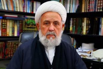 شیخ علی یاسین از موضع آیت الله سیستانی در قبال تظاهرات عراق قدردانی کرد