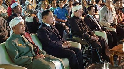 سمینار «وحدت در عین تنوع ادیان» در تایلند برگزار شد