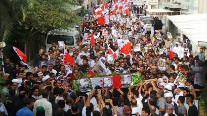 نظام بحرین سعی دارد بر حوادث این کشور سرپوش بگذارد/ بیمارستان های بحرین از پذیرفتن شهید بحرینی خودداری کردند