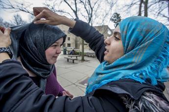 آغاز هفته بیداری اسلامی و «روز حجاب» در ایندیانای آمریکا