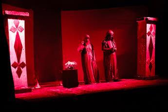 راهیابی «آن سوی رویا» به جشنواره تئاتر بچه های مسجد