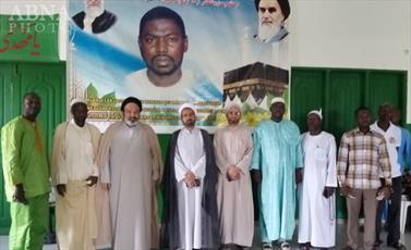 رئیس دانشگاه ادیان و مذاهب به ساحل عاج سفر کرد
