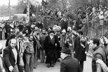 علاقه شدید شهروندان فرانسوی به امام خمینی(ره)