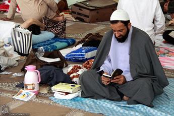 ستاد اربعین حوزه علمیه خوزستان راهاندازی شد