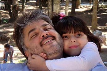 دلنوشته همسر شهید بحرینی در ششمین سالگرد شهادت همسرش