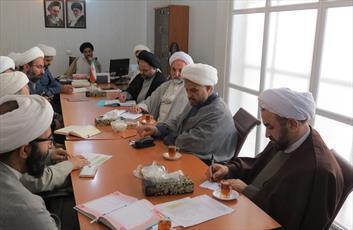 هم اندیشی شورای هماهنگی بسیج طلاب حوزه تهران