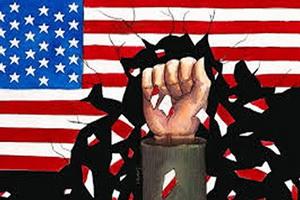 شعار مرگ بر آمریکا نهی از منکر جهانی است