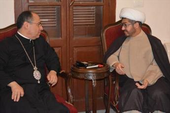 تاکید روحانی لبنانی بر تعمیق همزیستی میان مسلمانان و مسیحیان