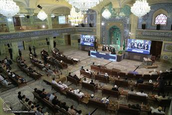 تصاویر/ افتتاحیه نخستین مسابقات بین المللی طلاب جهان اسلام