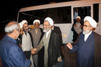 سفر مدیر حوزه های علمیه کشور به کرمان+ عکس