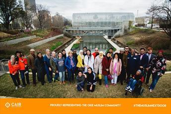 کمپین مسلمانان اوکلاهاما برای به چالش کشیدن اسلامهراسی