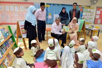 مهدکودکهای مساجد سنگاپور ارتقا خواهند یافت