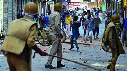 اعتصاب عمومی و تعطیلی، سراسر کشمیر را فراگرفت