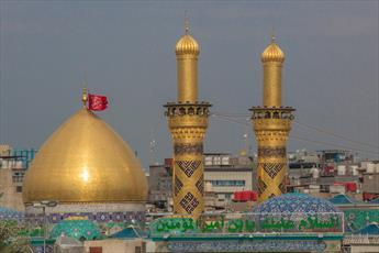 قمر بنی هاشم(ع)  از منظر سه حجت الهی/ حضرت ابوالفضل العباس نسيمى از رحمتهاى الهى است