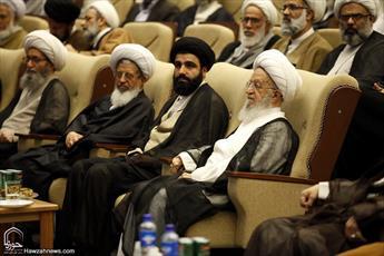 تصاویر/ نوزدهمین اجلاسیه اساتید سطوح عالی و خارج حوزه علمیه قم
