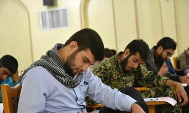 ۲۵۰  داوطلب برای ورود به   حوزه  علمیه قزوین رقابت می کنند