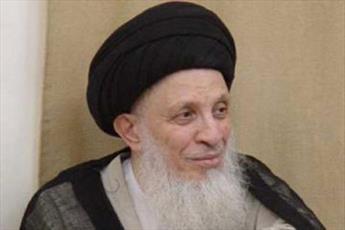 عراق؛ دفتر آیت اللہ العظمی حکیم کی جانب سے حجت الاسلام سید عبد الحکیم الصافی کے انتقال پر تعزیتی پیغام