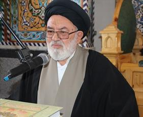 تجلیل از شخصیت امام جمعه فقید آبیک