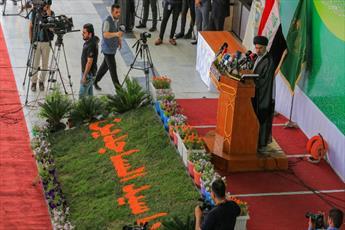 جشنواره بین المللی سیدالساجدین(ع) در عراق آغاز به کار کرد+ تصاویر