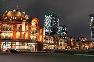 ساختن نمازخانه در ایستگاه قطار توکیو