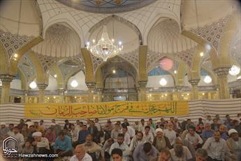 برنامه های ماه مبارک رمضان در مسجد مقدس امام حسن عسکری(ع) اعلام شد