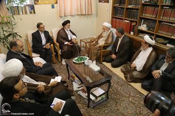 تأکید مراجع عظام تقلید بر حفظ عزت زائران ایرانی