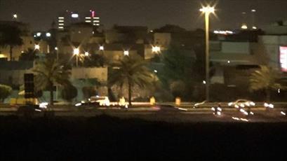 تظاهرکنندگان خشمگین خیابان اصلی بحرین را بستند/ اعتراضات در رد هجوم به العوامیه ادامه دارد
