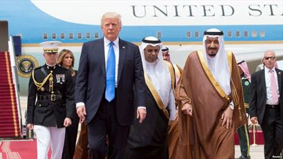 انتقاد گسترده مسلمانان جهان از سخنرانی ترامپ در عربستان
