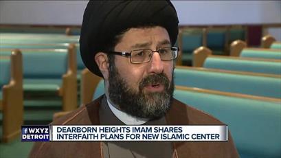 افتتاح یک موسسه اسلامی توسط روحانی شیعه در میشیگان