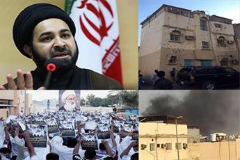 همبستگی ملت بحرین با معترضین محاصره شده العوامیه/دعوت مراجع دینی و سازمان های بین المللی برای توقف جرائم آل سعود در عوامیه