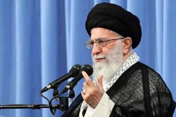 تجربههای ملت ایران نشان میدهد آینده از آنِ جوانان مؤمن است/آمریکاییها دولتهای مرتجع را میدوشند و در نهایت ذبحشان میکنند