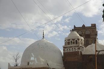 حال و هوای ماه رمضان در صنعا + تصاویر