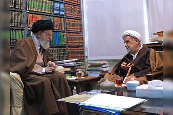 پیام تسلیت رهبر معظم انقلاب درپی درگذشت حجت الاسلام والمسلمین پهلوانی تهرانی