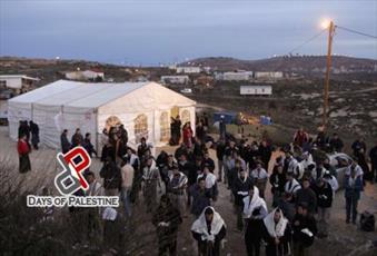 ۱۴۰ هزار فلسطینی از محدوده شهری بیت المقدس آواره میشوند