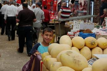حال و هوای رمضانی در فلسطین اشغالی(۱)+ تصاویر