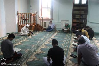 بررسی جایگاه مسلمانان در  اوکراین