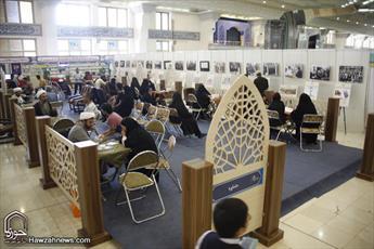 رونمایی از اپلیکیشن نماز گویای ناطق در نمایشگاه بین المللی قرآن