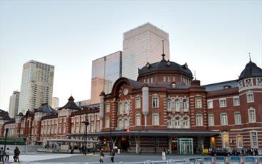 راه اندزای نخستین نمازخانه در ایستگاه قطار توکیو