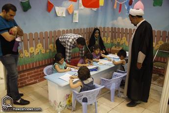 حضور حوزه علمیه در نمایشگاه بین المللی قرآن نیازمند نوآوری است