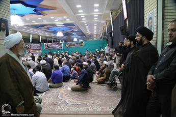 تصاویر/ مراسم ترحیم حجتالاسلام  شهید تقوی