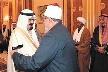 عربستان تالیفات قرضاوی را تحریم کرد/ قرضاوی: عربستان همچون حباب باد کرده است که زود متلاشی می شود