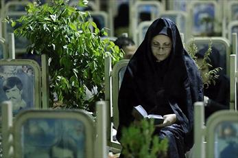 گزارشی از حال و هوای مناجات خوانی مردم اهواز در شب ۱۹ رمضان