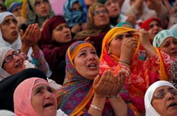 تصاویر نماز، شب زندهداری و عبادت مسلمانان جهان