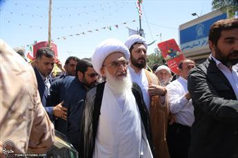 راهپیمایی روز قدس سیلی دیگری برگوش رژیم صهیونیستی و ایادی آن است