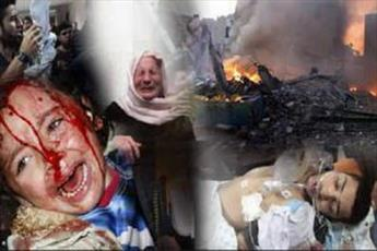 جهان اسلام در آتش تکفیری ها می سوزد/ حمله موشکی سپاه به مقر داعش انگیزه مردم را چند برابر کرد