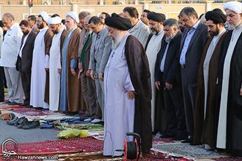 اقامه نماز عید فطر اهواز در مصلی امام خمینی(ره)
