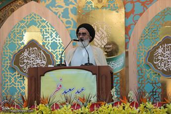 عید فطر هدیه الهی به امت اسلام است
