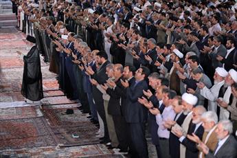 در عید فطر فصل جدید بندگی به روی مومنین گشوده می شود
