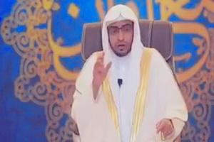 نظر قابل تامل شیخ عربستانی درباره صلوات بر پیامبر و مصداق آل محمد(ص)+فيلم